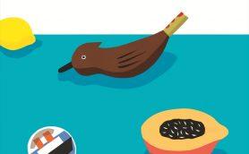 初の作品集も! 「イラストレーター 安西水丸」展が6月17日から開催!