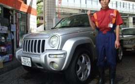 クルマを洗って30年!  「洗車の極意」をガソリンスタンド界のカリスマ店員に聞いてきた。