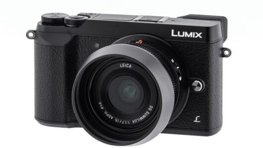 ローパスレスで解像感アップ! 表現力豊かなスナップカメラ パナソニック「ルミックス GX7 MarkⅡ」