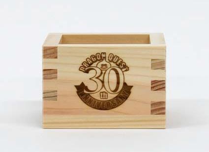 ↑木升・正面:30周年ロゴ