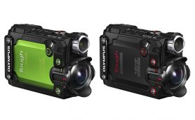 冒険を映像に記録しよう! 海に山に連れて行けるタフネスカメラ オリンパス 「STYLUS TG-Tracker」
