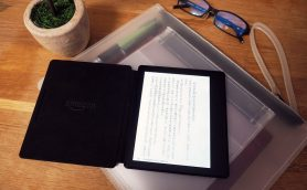 "Kindle OasisはKindleの3.5倍のお金を出す価値がある? ""軽・薄・小""でお値段以上の満足度"