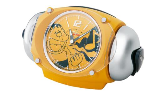 """あの""""ボエ~""""がリアルに!? ジャイアンをデザインした大音量めざまし時計が登場"""