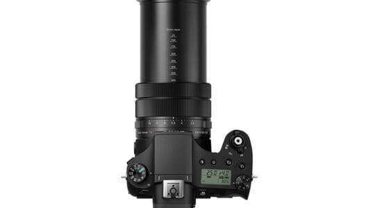 高画質・超望遠・4K動画を全部備えた欲張りカメラ! ソニー「RX10M3」