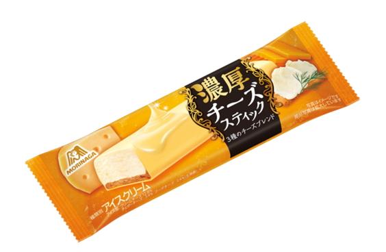 ↑チーズスティック/140円