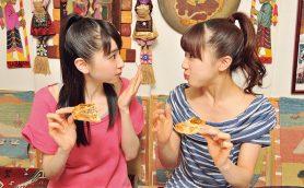 【連載】モーニング娘。'16 石田亜佑美&尾形春水の10秒食レポ【トルコ料理編】