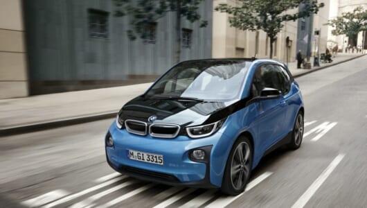航続距離が1.5倍に! BMW i3が新型バッテリーを搭載してGO