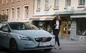クルマが宅配ボックスに! ボルボがスウェーデンではじめた新しいデリバリーサービスとは?
