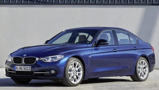 BMW 320dが新ディーゼルエンジンを搭載! 燃費はついに20km/Lを越えた