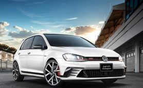 限定400台! VWがゴルフGTIの40周年を記念した「クラブスポーツ・トラックエディション」を発売