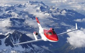 ホンダジェットがヨーロッパの空へ! ついに欧州でも型式証明を取得