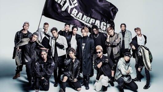 二代目J Soul BrothersやGENERATIONSに続け! THE RAMPAGEが武者修行を完走