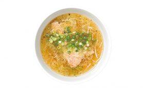 白醤油つけ麺を食すべし! 町田駅郊外の人気店「塩らーめん 進化」の進化が止まらない【夜はつけ麺】