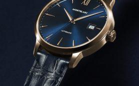 モンブランの銀座ブティック10周年を記念した日本限定モデルは美しいブルーが魅力