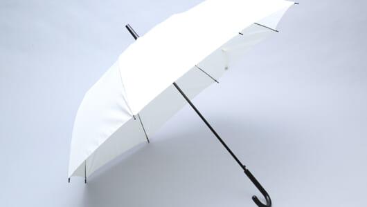 その名は「ポッキー」! 折れても使える新しい折りたたみ傘で強風や大雨でも怖くない