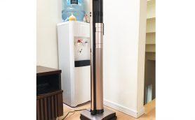 掃除機なのに空気清浄機能つき! 三菱インスティックは1台3役の最強スティック掃除機【レビュー】