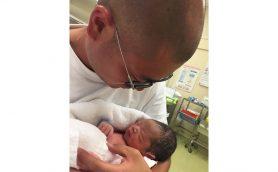 あばれる君に第一子誕生「生命の神秘を感じた」
