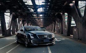 マットブラックのホイールが精悍!キャデラックATSに特別仕様車「Luxury Sport Edition」が登場