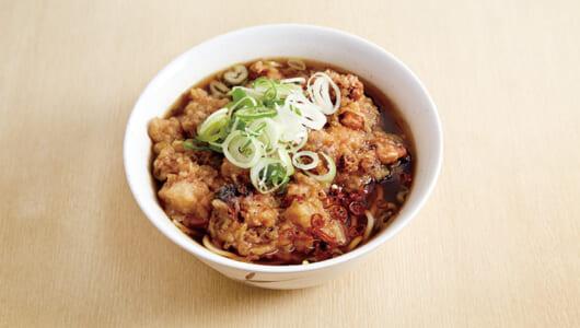 【昼は立ち食いそば】日暮里の人気店「一由そば」は30種類の天ぷらが美味!