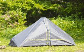 テントとシェルターが融合した「シェルト」って何? 両者のいいとこどりで重量なんと500g以下
