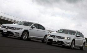 【新車試乗記】VWのプラグインハイブリッド、パサートGTEに試乗! ゴルフGTEとの違いは?/前編