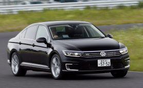 【新車試乗記】VWのプラグインハイブリッド、パサートGTEに試乗! ゴルフGTEとの違いは?/後編