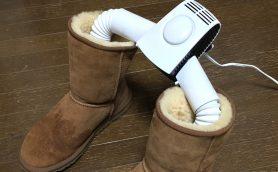 梅雨どきに超便利! びしょ濡れの靴をカラッと乾かす乾燥グッズ5選