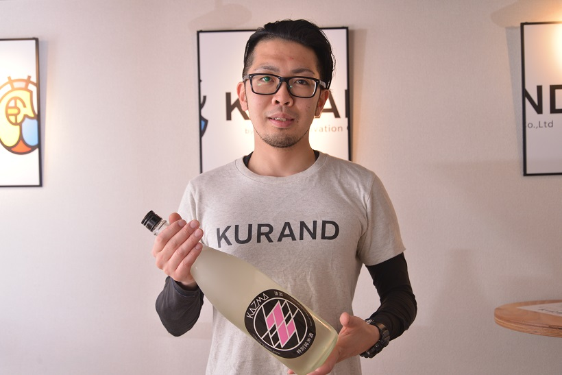 ↑店長の坂本大輔さん