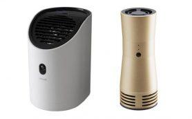 日立マクセルが消臭器! 特許技術を搭載した2種類の消臭器「オゾネオ プラス」と「ルミネオ」が登場