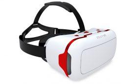 スマホ用VRヘッドセットの新作が日本先行販売! 95%以上のスマホに対応したSTEALTH VR「VR200」