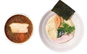 ラーメン・オブ・ザ・イヤー新人賞受賞! 上大岡・啜磨専科(すすりませんか)で絶品塩つけ麺をすすってみませんか?