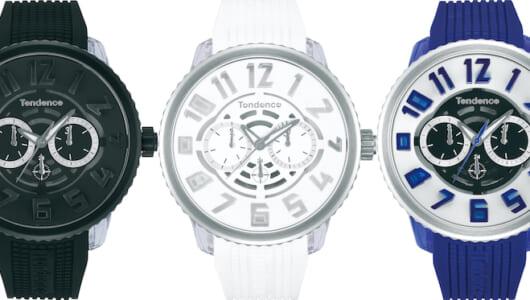 強制的に気分をアゲる腕時計「フラッシュ」第2弾は7色で光る!