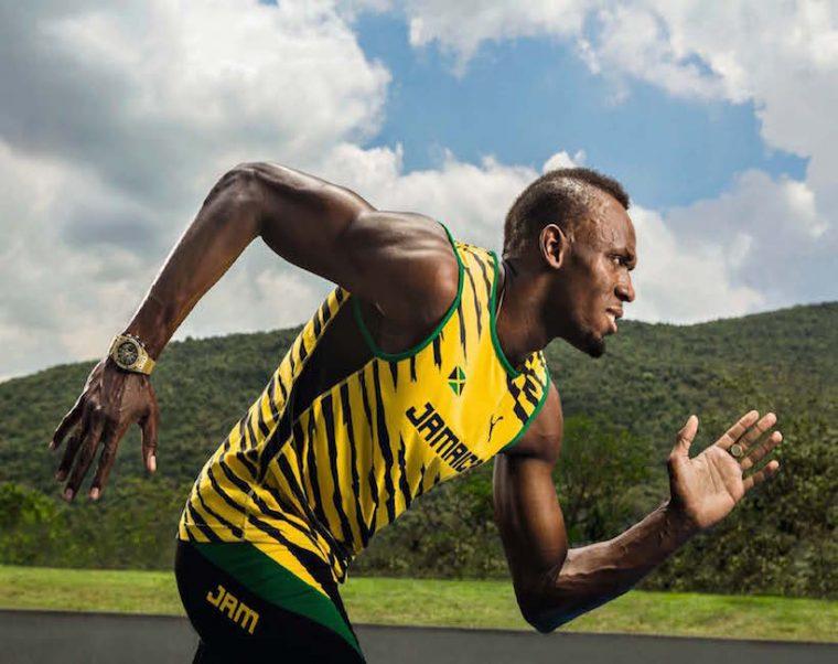 Usain Bolt - Jamaica 2016