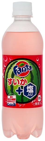 ↑ファンタ すいか(490mlPET)/147円