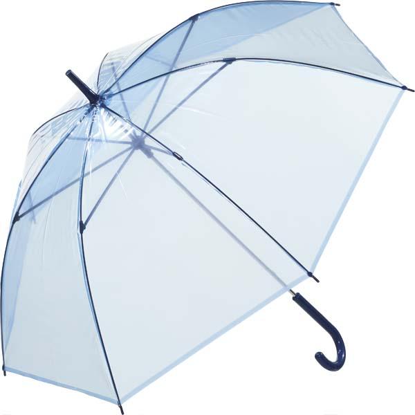 ↑fururi 着せ替えができるビニール傘 ネイビー