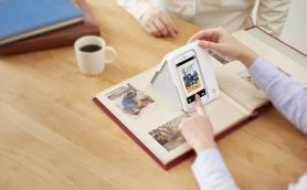 結婚式前の人必見! iPhoneカメラで紙焼き写真を簡単キレイにスキャンできる「Omoidori」