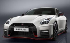 表情一新! 新型GT-Rニスモ、2017年モデルが発進