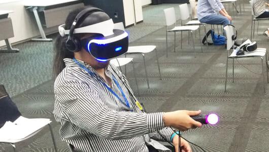 VR追っかけライターがPS VRを体験! ゲームも映画も写真も楽しめるマルチエンタメぶりに感動!