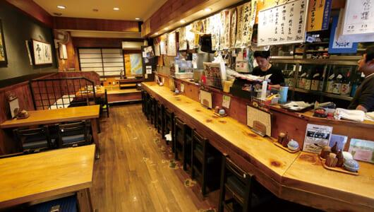 通の間ではレジェンド級! 「まず日本酒ありき」を貫く「赤鬼」の魅力【日本酒の名店・東京編】