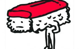 【密かなブーム】カワイイ……か? 記憶に残る「お寿司キャラ」6選