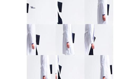 たった2日で完売した伝説の白衣が復活! 米国デザイン賞を獲得したクラシコとロンハーマンのコラボ白衣が150着限定で販売
