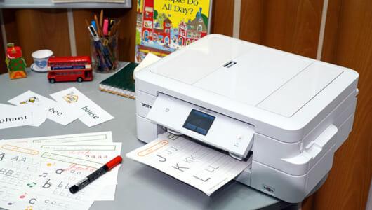 A4モノクロ1枚1円! 印刷コストを半分に抑えたブラザーの家庭用インクジェットプリンターPRIVIO「DCP-J983N」
