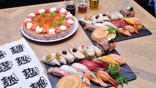 【寿司×ビールの神フェスが再来】のど黒やトリュフの寿司が300円と行かない理由が見つからない!