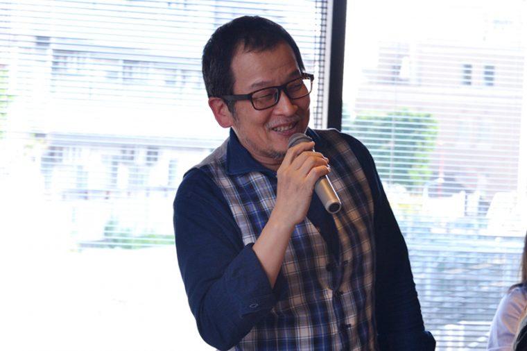 ↑藤原氏は、国内外のビールコンテストで審査員を務めることも多数。日本屈指のビール評論家です