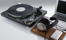 アナログレコードを多彩に楽しむならコレ! ハイレゾ出力やUSB録音もできるレコードプレーヤー ティアック「TN-570」