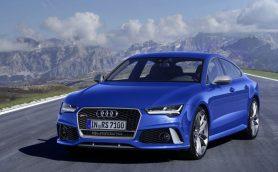 最高605馬力! アウディがRS Q3、RS6、RS7にさらに高性能な「パフォーマンス」を追加