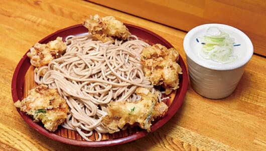【昼は立ち食いそば】歌舞伎ファンなら誰もが知ってる東銀座の名店「歌舞伎そば」
