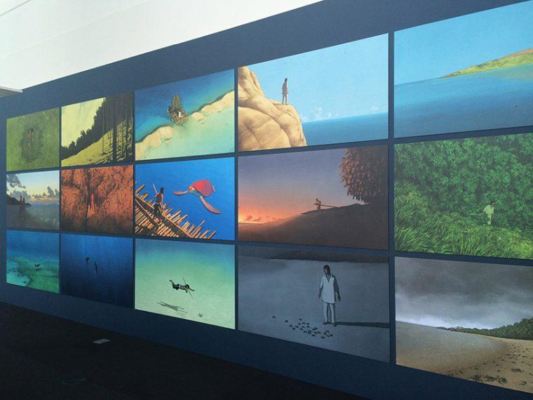 ↑「レッドタートル ある島の物語」は2016年9月17日より公開