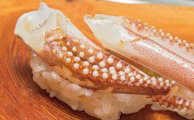 新鮮な激ウマ寿司が一貫30円から!? 味もコスパも圧倒的な大井町の名店「いさ美寿司」【立ち食い寿司の名店】