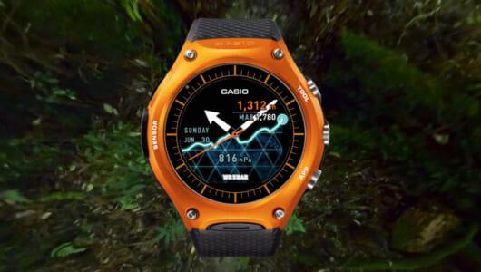 カシオが屋久島の自然を体感できる360度動画を公開! スマートウオッチ「WSD-F10」とバーチャルトレッキング